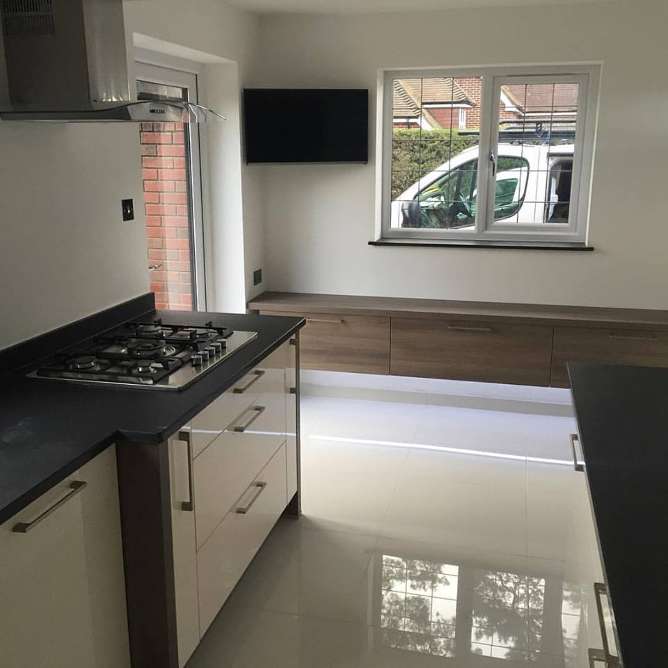 Electrican for Ferndown Kitchen Refit | Electricall