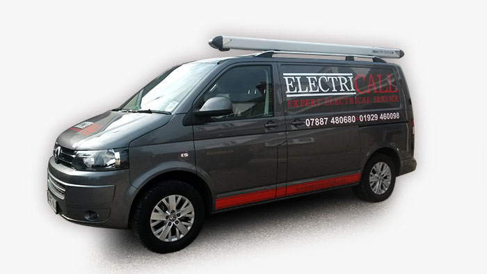 Electricall provide electrical services in Poole, Wareham & across Dorset